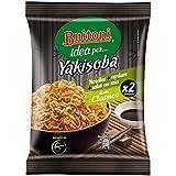 Image of Buitoni Idea per Yakisoba Gusto Classico Noodles con Verdure e Salsa con Soia - 8 pezzi da 120 g [960 g]