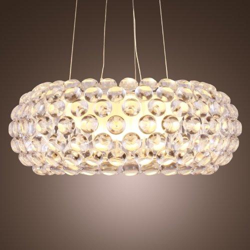Ouku Pendelleuchte Foscarini moderne Design Mittel im Lieferumfang enthalten 1 Licht