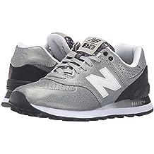 New Balance - 574 W. Zapatillas deportivas de mujer. Estilo casual. Perfectas