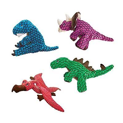 Kong Dynos Plush Catnip Toy (Assorted Designs)