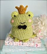 Frog Prince Crochet Pattern (English Edition)