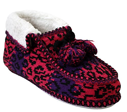Coolers, Pantofole donna Pink/Purple
