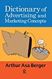Dictionary of Advertising and Marketing Concepts - Best Reviews Guide