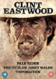 Clint Eastwood Westerns Collection (3 Discs) [Blu-ray] [Region Free]