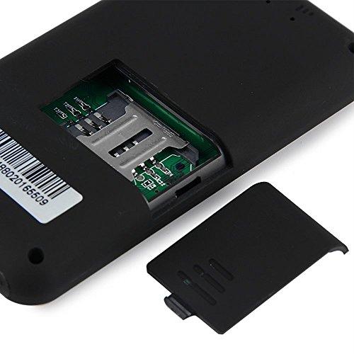 51VNt4akELL - Localizador GPS/GSM/GPRS de seguimiento para vehículos, alarma de seguimiento antirrobo de marcación SMS, plataforma gratuita de seguimiento en línea