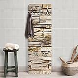 mantiburi Design Garderobe MDF Holz Asian Stonewall