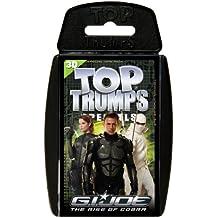Winning Moves Top Trumps Specials 3D - GI Joe