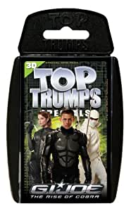 Top Trumps Specials 3D - GI Joe