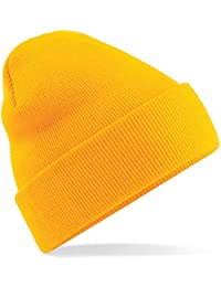 Amazon.co.uk  Yellow - Hats   Caps   Accessories  Clothing 3ce0fc183d9c