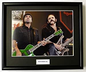 MOTORHEAD/PHOTO ENCADREE (3)