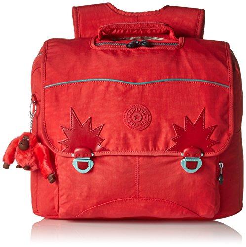 Kipling Cartable, Poppy Red (Rouge) - K2109214B