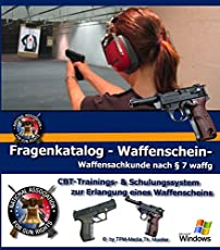 Fragentrainer für den Waffenschein gemäß §7 WaffG (Für MAC-OS)