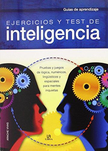 Ejercicios y test de inteligencia (Guías de aprendizaje) por Aa.Vv.