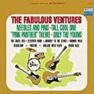 The Fabulos Ventures-Colored Vinyl Lp [Vinyl LP]