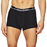Calvin Klein Herren Boxershorts Trunk, Schwarz (Black 001), Large