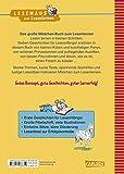 LESEMAUS zum Lesenlernen Sammelb?nde: Das gro?e M?dchen-Buch zum Lesenlernen: Einfache Geschichten zum Selberlesen - Lesen lernen, ?ben und vertiefen