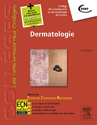 Dermatologie: Russir les ECNi
