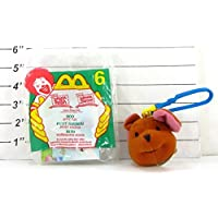 McDonalds Happy Meal - Disney Winnie the Poohs Roo Soft Toy & Key Chain by McDonalds