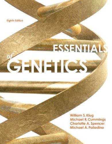 Klug concepts of pdf genetics