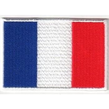 40 x 25 Mm barcelona spain drapeau espagne flag patch patch patch 0678 a