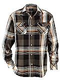 BABISTA Outdoor Herren Hemd Baumwolle mit Krempel-Funktion