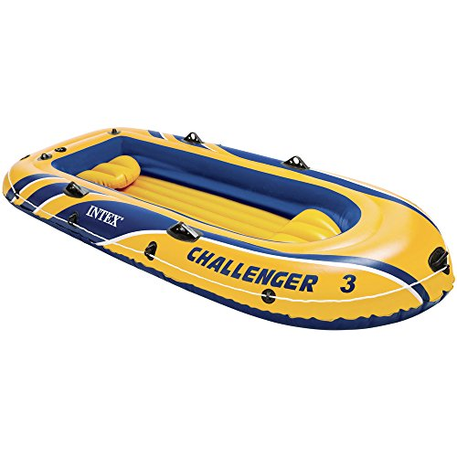 Intex Challenger 3, 3-Person Inflatable Boat by Intex