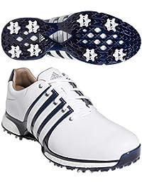 online retailer 501fd f9631 adidas Golf 2019 Tour 360 XT - Zapatos de Golf para Hombre (Piel con Pinchos