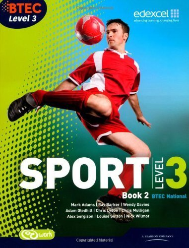 BTEC Level 3 National Sport Book 2: Book 2 (BTEC National Sport 2010) by Mr Ray Barker (2010-06-15)