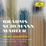 Piano Quartets - Mahler, Schumann, Brahms