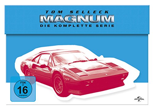 Magnum – Die komplette Serie (44 Discs)