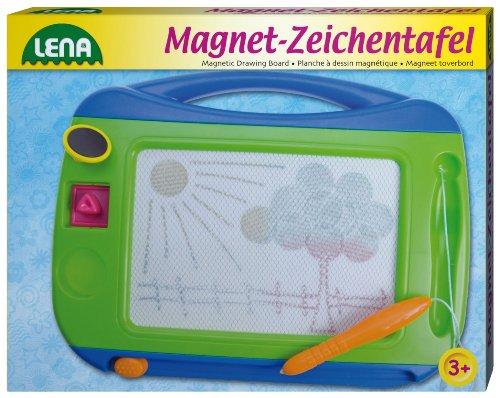 Lena 65716 - Color Magnet Zeichentafel, ca. 32 cm
