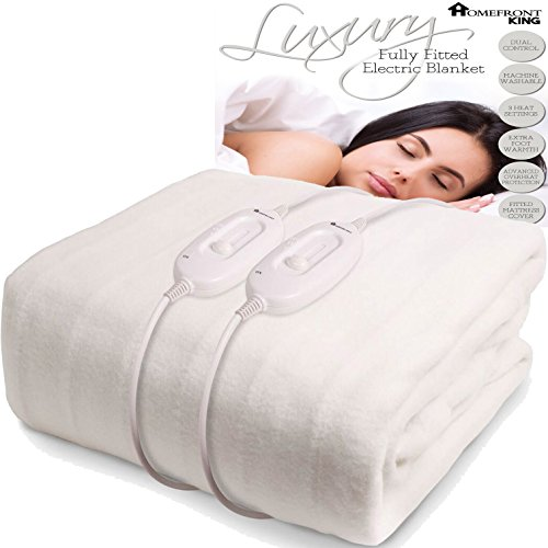 Homefront Electric Blanket King Size Dual Control 152203