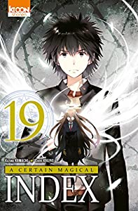 A Certain Magical Index Edition simple Tome 19