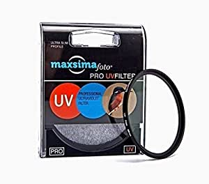 Maxsimafoto® - Professional 52mm UV Filter and Lens Protector for CANON EF 50mm f/1.8 II Prime Lens.