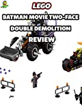 Review: Lego Batman Movie Two-Face Double Demolition Review [OV]