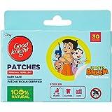Godrej Good Knight Baby Safe Patches - 30 Patches (Chhota Bheem Inside)