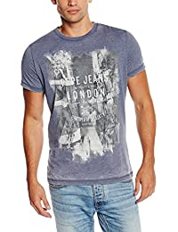 Pepe Jeans New Holland, T-Shirt Homme