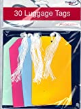 DIAMOND PLUS Luggage Tag - Assorted (Pack of 30)