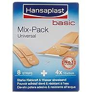 Hansaplast Universal Mix-Pack 8U.