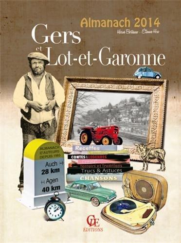 Almanach du Gers et du Lot-et-Garonne 2014