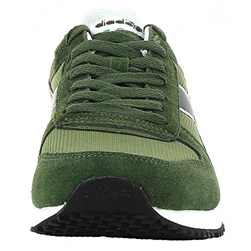 Diadora Malone, Sneakers basses mixte adulte Vert
