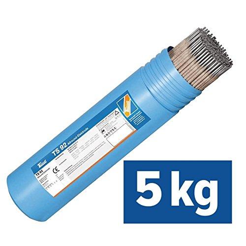 5kg TECHNOLIT TS 92 Allround-Elektrode Stabelektrode Schweißen, Größe:2.5 x 350 mm