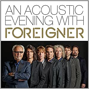 An Acoustic Evening With Foreigner [Vinyl LP]