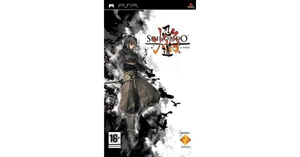 Shinobido Tales Of The Ninja Psp Shinobido Amazon Co Uk Pc Video Games