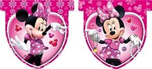 Amscan Disney Minnie Mouse Banner Flag