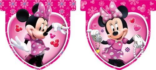 Minnie mouse party bandiera striscione