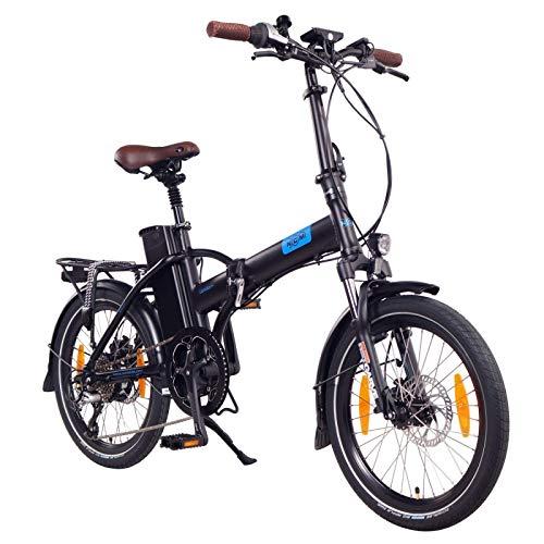 """NCM London+ 20\"""" E-Bike, E-Faltrad, 36V 19Ah 684Wh"""