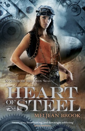 Book cover for Heart of Steel