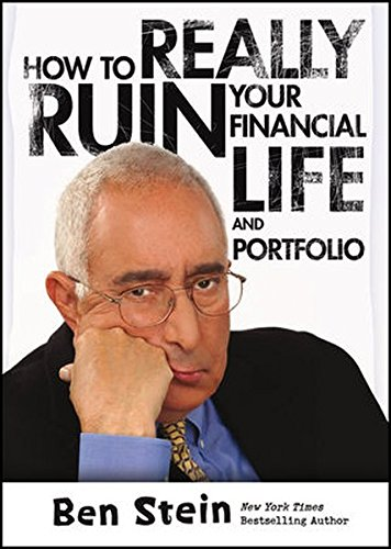 Steine Portfolio (How To Really Ruin Your Financial Life and Portfolio)