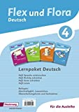 Flex und Flora: Paket Deutsch 4: Für die Ausleihe